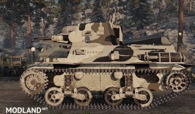 MTLS 1G14 - Camouflage Winter 1.1 [1.0.0.1]